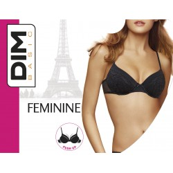"ΣΟΥΤΙΕΝ PUSH UP ""FEMININE"" DIM"