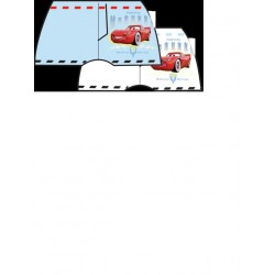 ΜΠΟΞΕΡ ΑΓΟΡ. 100% ΒΑΜΒΑΚΙ CARS 95